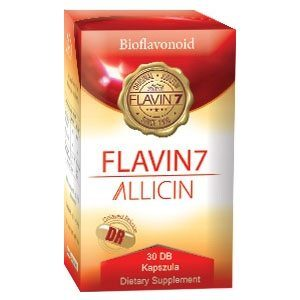 Flavin7 Allicin kapszula - 30db