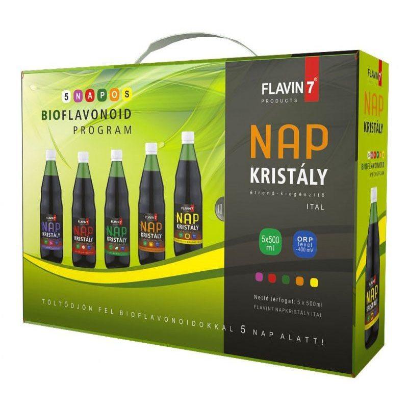 Flavin7 Napkristály - 30x500ml