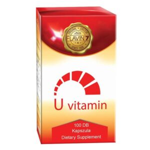 Flavin7 U-vitamin kapszula - 100db
