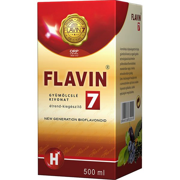 Flavin7 gyümölcslé kivonat - 500ml