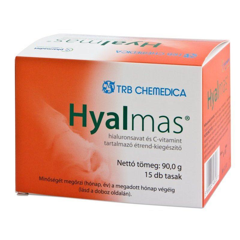 Hyalmas hyaluronsav granulátum - 15tasak