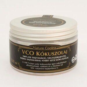 Nature Cookta VCO kókuszolaj - 250ml