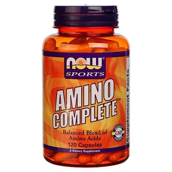 Now Amino Complete kapszula - 120 db