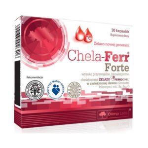 Olimp Labs Chela Ferr Forte vas kapszula - 30db