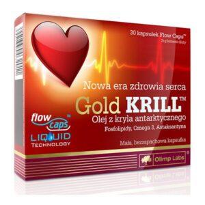 Olimp Labs Gold Krill rákolaj kapszula - 30db