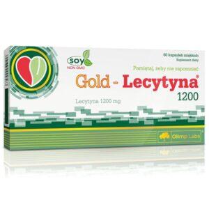 Olimp Labs Gold szója-lecitin kapszula - 60 db