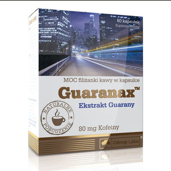 Olimp Labs Guaranax kapszula - 60db