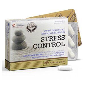 Olimp Labs Stress Control tabletta - 30db