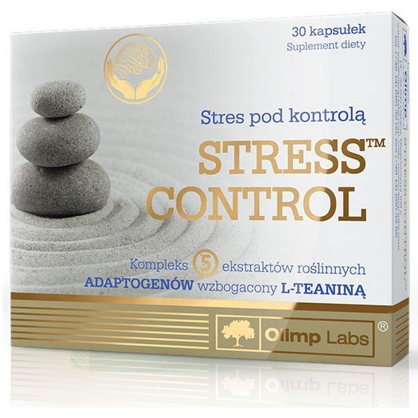 Olimp Labs Stress Control tabletta - 30db