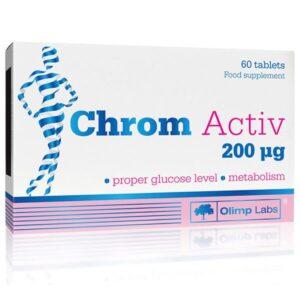 Olimp Labs Szerves Króm Aktív tabletta - 60db