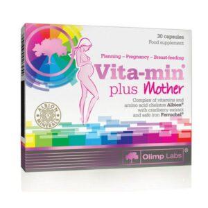 Olimp Labs Vita-min kismama vitamin kapszula - 30 db