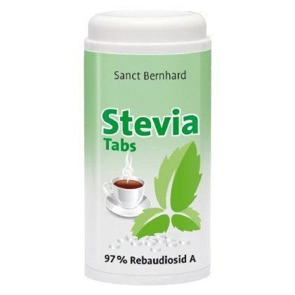 Sanct Bernhard Stevia tabletta - 600db
