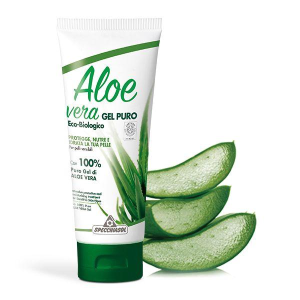 Specchiasol 100%-os Aloe Vera gél - 200ml