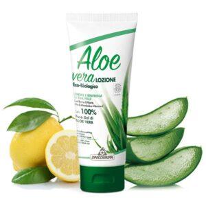 Specchiasol 100%-os Aloe Vera testápoló - 200ml