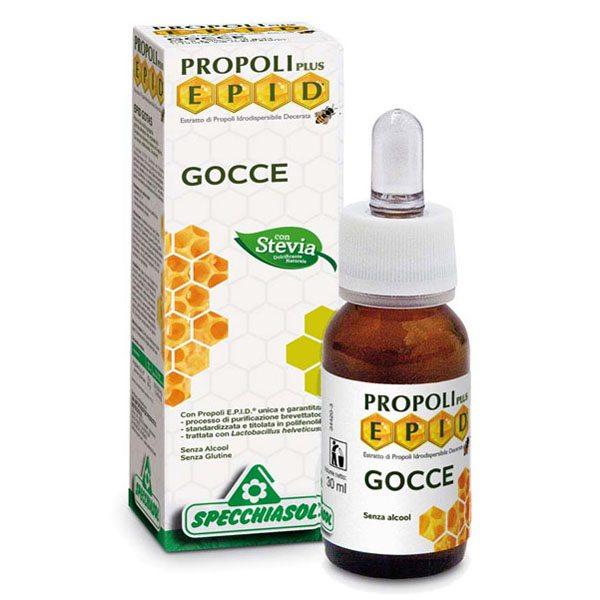 Specchiasol EPID Alkoholmentes Propolisz cseppek - 30ml