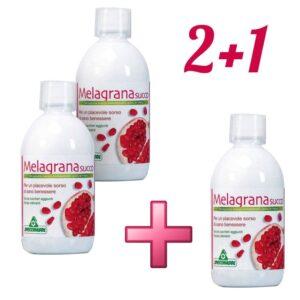Specchiasol Melagrana 100%-os gránátalma koncentrátum szelénnel - 500ml