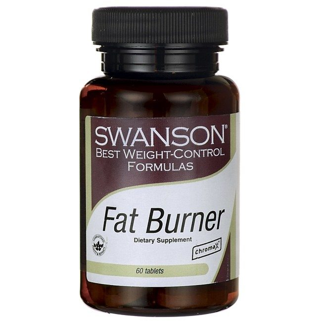 Swanson Fat Burner tabletta - 60db
