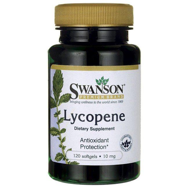 Swanson Lycopen lágyzselatin kapszula - 120db