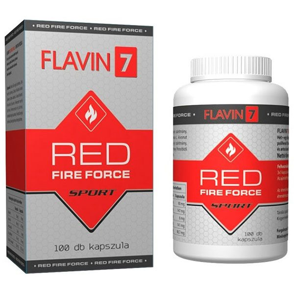 Vita Crystal Flavin7 Sport Red Fire Force - 100db