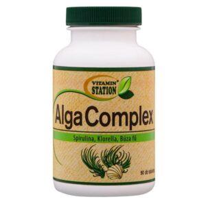 Vitamin Station Alga Complex tabletta - 90db