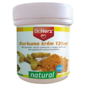 Dr. Herz Kurkuma krém - 125ml