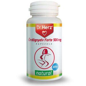 Dr. Herz Ördögnyelv Forte kapszula - 60db