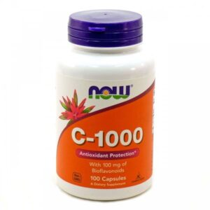 Now bioflavonoidos C-1000 vitamin kapszula - 100db