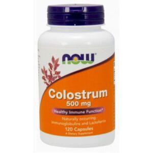 Now Colostrum kapszula - 120db