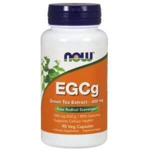 Now EGCg Zöldtea extra kapszula - 90db