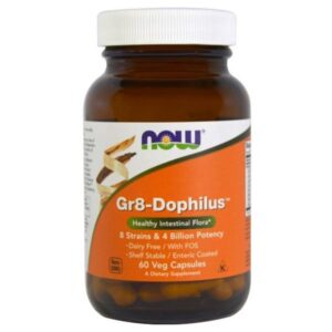 Now Gr8-dophilus kapszula - 60 db
