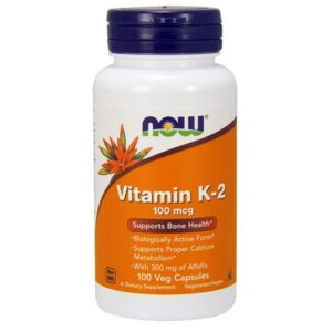 Now K2-vitamin kapszula - 100db
