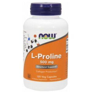 Now L-Proline kapszula - 120db