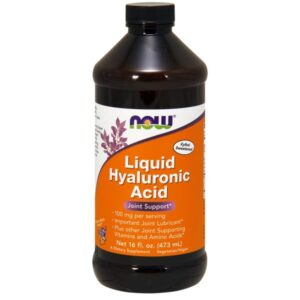 Now Liquid Hyaluronic Acid - 473ml
