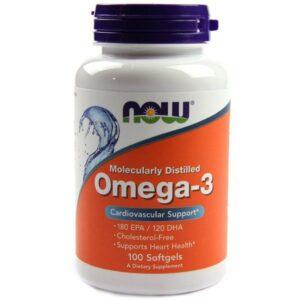 Now Omega-3 kapszula - 100 db