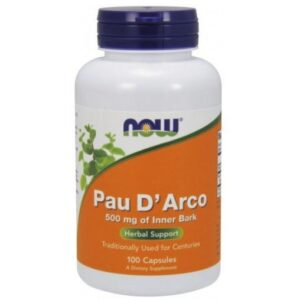 Now Pau D'Arco kapszula - 100db