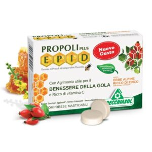 Specchiasol EPID Propolisz+Cink szopogatós tabletta - 20db