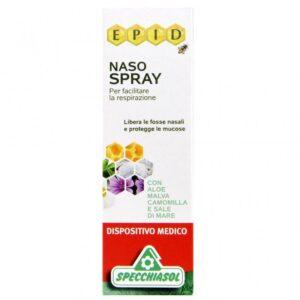 Specchiasol EPID Propoliszos és Tengeri sós orrspray – 20ml