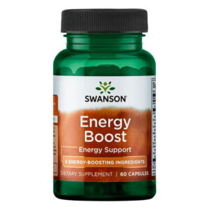 Swanson Energia Bomba kapszula - 60db