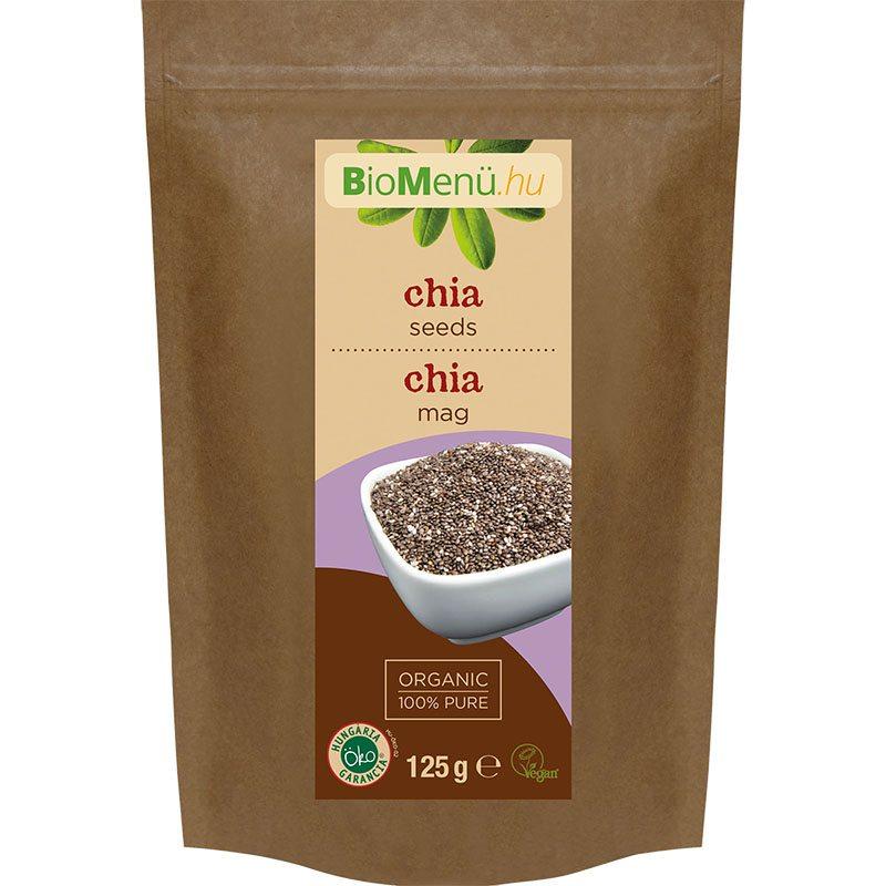 Biomenü Bio Chia mag - 125g