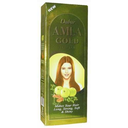 Dabur amla gold hajkondicionáló olaj - 200ml