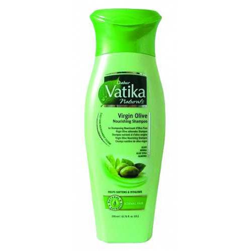Dabur vatika tápláló olivás sampon - 200ml