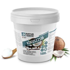 Dr. Natur étkek kókuszzsír - 1000g