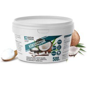 Dr. Natur étkek kókuszzsír - 500g