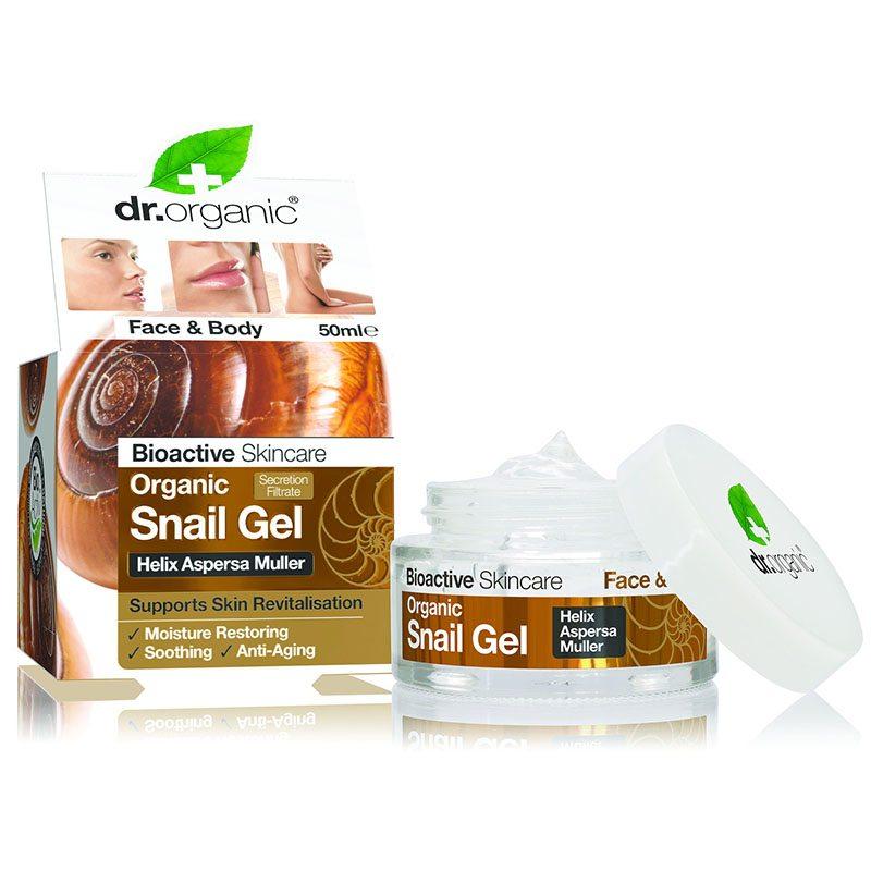 Dr. Organic Bioaktív csigagél - 50ml