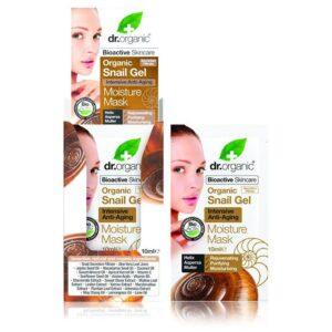Dr. Organic Bioaktív csigagél hidratáló arcpakolás - 10ml