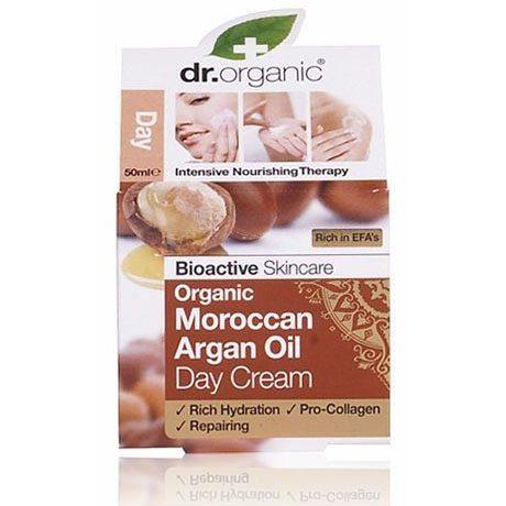 Dr. Organic bio Argán olaj nappali krém - 50ml