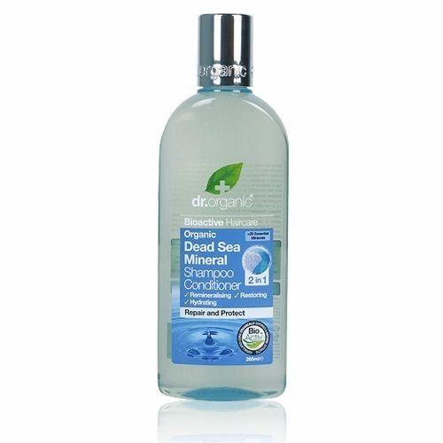 Dr. Organic bio Holt-tengeri 2 az 1-ben sampon és hajkondicionáló - 265ml