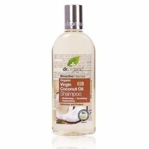 Dr. Organic bio Kókuszolaj sampon - 265ml