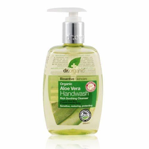 Dr. Organic bio aloe vera folyékony kézmosó - 250ml