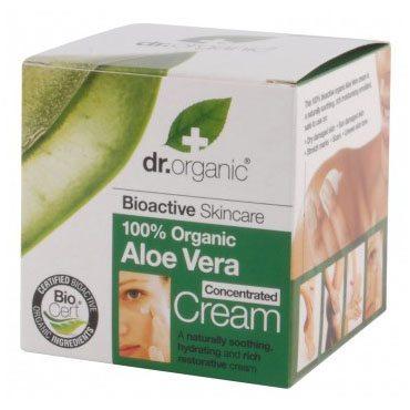 Dr. Organic bio aloe vera krémkoncentrátum - 50ml